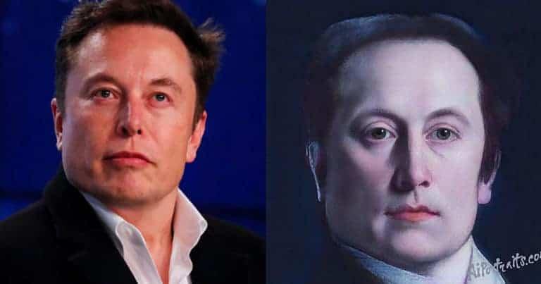 Neon Gold Innovations Blog AIportraits App Elon Musk Meme